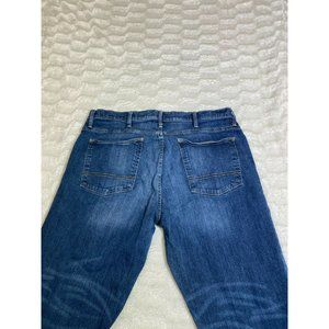 Foundry 44x32 Blue Jeans Stretch Denim Casual